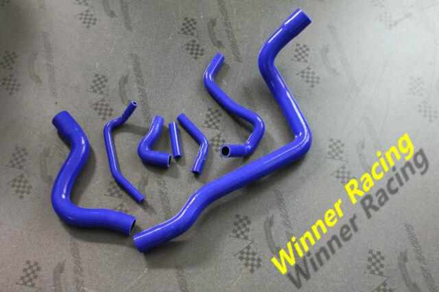 silicone radiator heater hose kit Volvo S60/S70/V70 II 2.3/2.4/2.5 T5 2001-2007