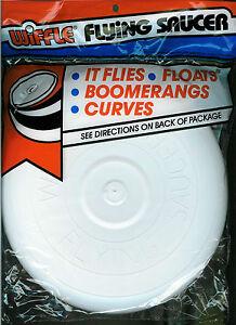 2-doz-Wiffle-FLYING-SAUCERS-Frisbees-Discs-Wholesale