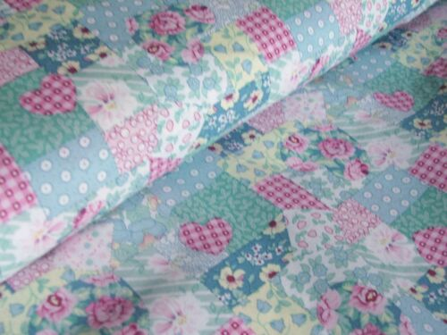 "100/% cotton fabric for quilting /& sewing~ 60/"" wide~ per half M ~ pattern choice"