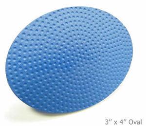 "Paintless Dent Repair (PDR) Glue/Puller Tabs KECO - 3""x4"" Super Tab Oval"