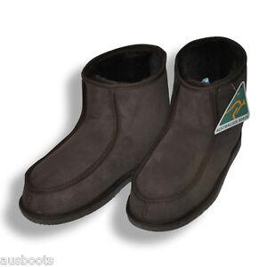 Ugg-Mens-Ankle-Ugg-Boots-Made-in-Australia-Merino-Craft-100-Sheepskin