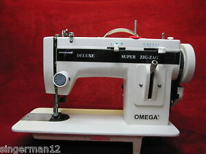 INDUSTRIAL-STRENGTH-Sewing-Machine-HEAVY-DUTY-UPHOLSTERY-amp-LEATHER-WALKING-FOOT