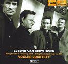 Ludwig van Beethoven - : String Quartet Op. 59/1; String Quartet Op. 59/3 (2007)