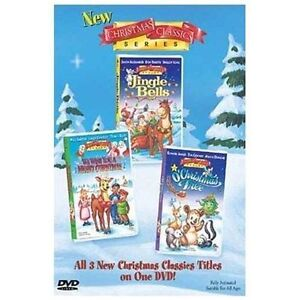 new christmas classics series collection dvd 1999 - Christmas Classics