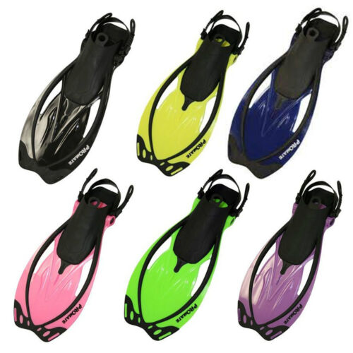 Wave  Dive Fins Snorkeling Swimming SCUBA Freediving Diving by Promate
