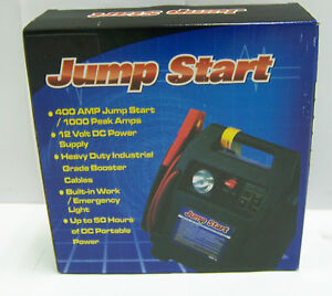 PORTABLE-RECHARGEABLE-CAR-AUTO-BATTERY-JUMP-START-POWER-PACK-900AMP-NEW