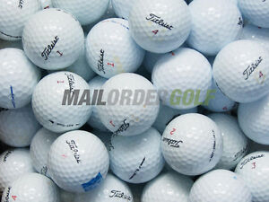 24-Titleist-Lake-Golf-Balls-A-B-Grades-Inc-PTs-DT-SOLO-Etc-Excellent-Value