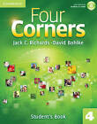 Four Corners Level 4 Student's Book with Self-study CD-ROM by Jack C. Richards, David Bohlke (Mixed media product, 2011)