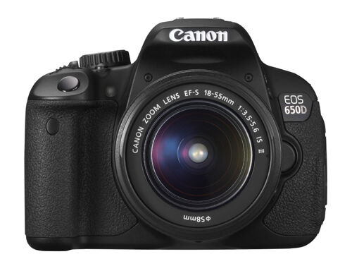 Canon EOS Rebel T4i 18MP CMOS Digital SLR with 18-55mm EF-S IS II Lens