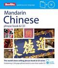 Berlitz: Mandarin Chinese Phrase Book & CD by Berlitz Publishing Company (Paperback, 2012)