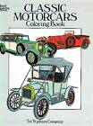 Classic Motorcars Coloring Book by Tre Tryckare Co. (Paperback, 1987)