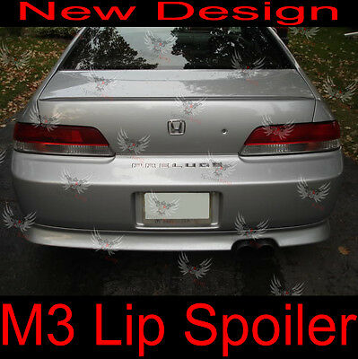 Honda Prelude S SH 1997-2001 Add-on Rear Trunk Lip Spoiler M3 Wing 244L