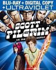 Scott Pilgrim Vs. the World (Blu-ray Disc, 2013, Includes Digital Copy UltraViolet)