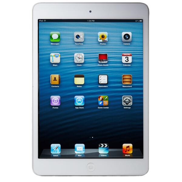 apple ipad mini 1st gen 16gb wi fi cellular sprint white silver g nstig kaufen. Black Bedroom Furniture Sets. Home Design Ideas
