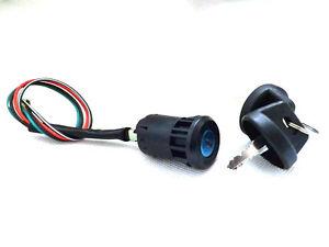 ignition key lock switch atv 4 wire 4 connector baja. Black Bedroom Furniture Sets. Home Design Ideas