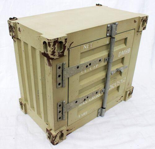 Cargo Container Schrank 42cm Loft 83022 Wandschrank sehr dekorativ Küchenschrank