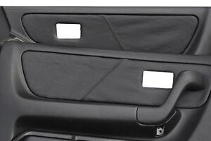 FITS-NISSAN-SKYLINE-GTS-GTR-R33-93-98-2-X-DOOR-CARD-TRIM-COVERS
