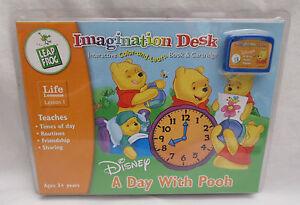 leapfrog imagination desk coloring pages - new leap frog imagination desk disney a day with pooh life