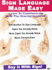 Sign Language Made Easy - Lessons 1-4 (DVD, 2010)