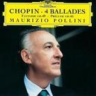 Frederic Chopin - Chopin: 4 Ballades; Fantaisie, Op. 49; Prelude, Op. 45 (1999)