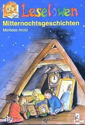 Leselöwen  Mitternachtsgeschichten Marliese  Arold   Doppelband  4. Stufe  ab 8