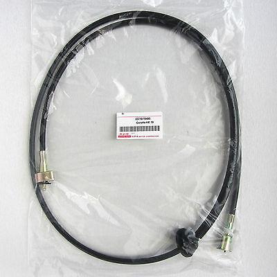 Toyota Corolla E70 KE70 KE75 TE71 TE72 speedo meter cable NEW speedometer