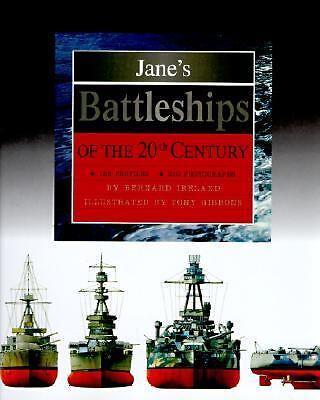 Jane's Battleships of the Twentieth Century by Jane's Information Group Staff...