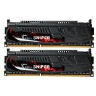 G. SKILL F3-1866C9D-16GSR (16GB, PC3-14900 (DDR3-1866), DDR3 SDRAM, 1866 MHz, DIMM 240-pol.) RAM Module