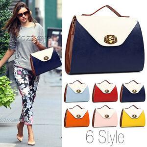 Womens-Bags-Handbags-Satchel-Messenger-Cross-Sholuder-Evening-Baguette-Hobo-New
