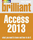 Brilliant Access 2013 by Steve Johnson (Paperback, 2013)
