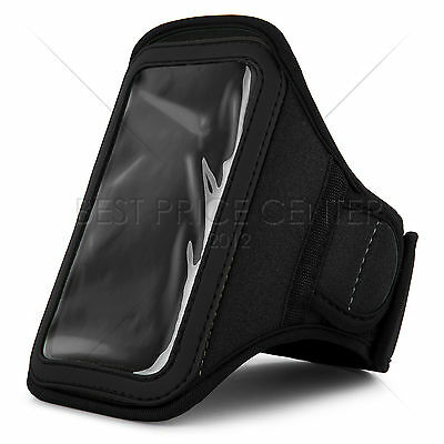 Neoprene Running Sport Gym Workout Armband Cover Case for HTC One S Phone