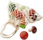 Haba Shopping Net Vegetables - Pretend Play