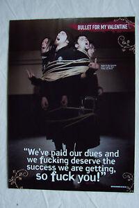 BULLET-FOR-MY-VALENTINE-2006-Magazine-Poster