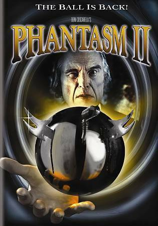 Phantasm 2 II  -Don Coscarelli GENUINE REGION 4 DVD RARE HORROR AS NEW RATED 'R'