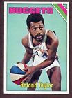 1975 Topps Roland Taylor #268 Basketball Card
