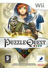 Puzzle Quest: Challenge of the Warlords (Nintendo Wii, 2008, DVD-Box)