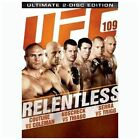 UFC 109: Relentless (DVD, 2010, 2-Disc Set)