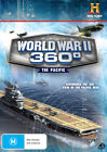 World War II 360 - The Pacific (DVD, 2013, 4-Disc Set)