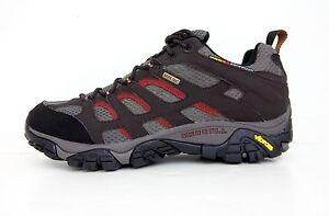 Merrell-Mens-Moab-Gore-Tex-XCR-Hiking-Shoe-J87323-Dark-Chocolate-Sizes-8-14