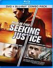 Seeking Justice (Blu-ray/DVD, 2012, 2-Disc Set)