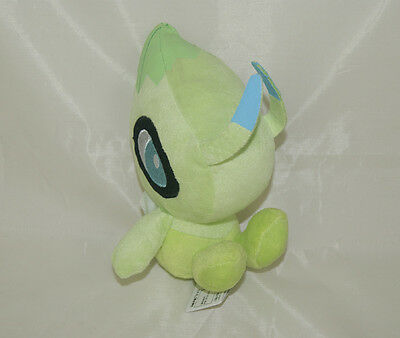 "7"" Pokemon Pocket Monster Pokedoll Figure Plush Doll Soft Toy #251 CELEBI"