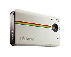 LATEST FACTORY SEALED Polaroid Z2300 Instant PRINT Digital Camera outfit WHITE