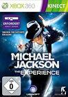 Michael Jackson: The Experience (Microsoft Xbox 360, 2011, DVD-Box)