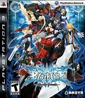 BlazBlue: Calamity Trigger (Sony PlayStation 3, 2009)