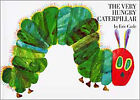 The Very Hungry Caterpillar by Eric Carle (1994, Board Book, Mini Edition)