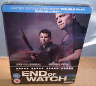 End Of Watch (Blu-ray and DVD Combo, 2013, 2-Disc Set)