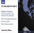 Pyotr Il'yich Tchaikovsky - Tchaikovsky: Ballet Suites - Transcriptions for Piano Four Hands (2008)