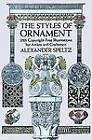 The Styles of Ornament by Alexander Speltz (Paperback, 2000)
