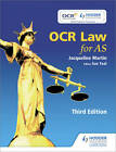 OCR Law for AS by Sue Teal, Jaqueline Martin (Paperback, 2013)