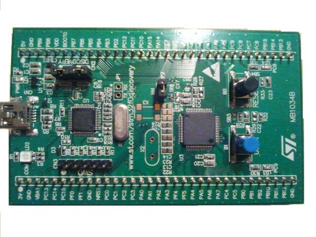 STM32F0 DISCOVERY USB STM32F051R8T6 STM32 ARM Cortex-M0 Development Board